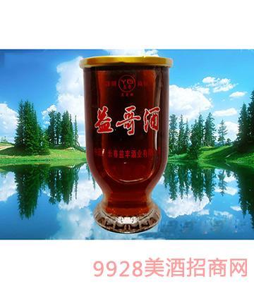 益哥口杯酒75mlx18杯x3盒