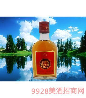 鹿乡劲酒125mlx24瓶