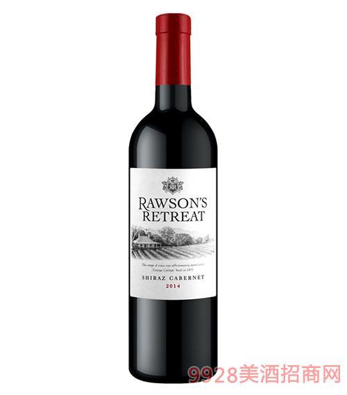 澳大利亚奔富洛神设拉子赤霞珠干红葡萄酒