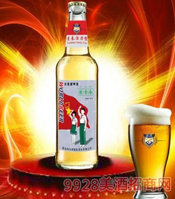 沃奥德啤酒500ml青春系列啤酒