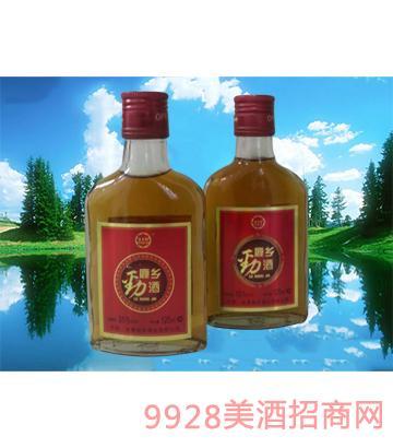 鹿乡劲酒125ml