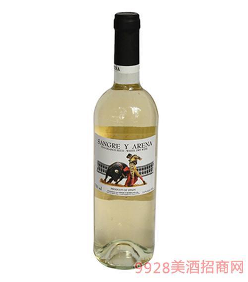 西班牙佩西精选干白葡萄酒