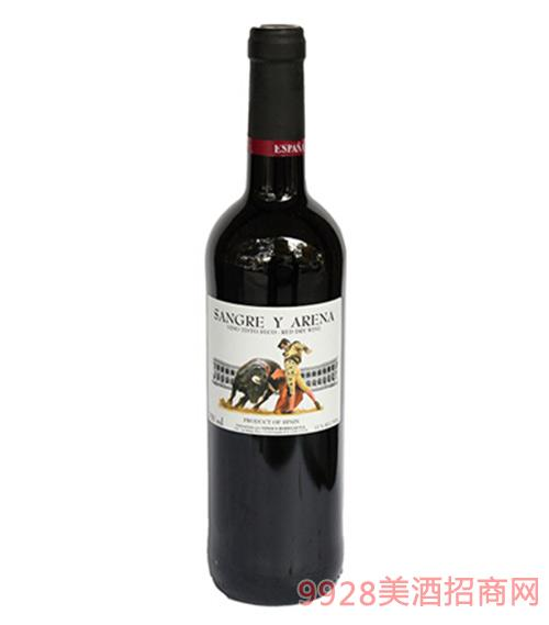 西班牙佩西精选干红葡萄酒