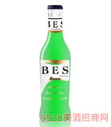 倍爽鸡尾酒青柠味4.8度275ml