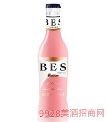 倍爽鸡尾酒水蜜桃味4.8度275ml