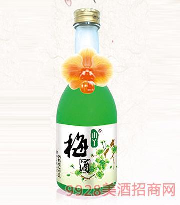 山丫梅子酒青梅4度350ml