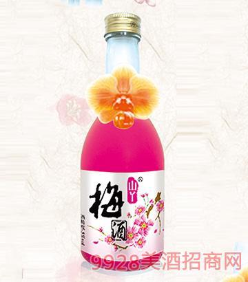 山丫梅子酒红梅4度350ml