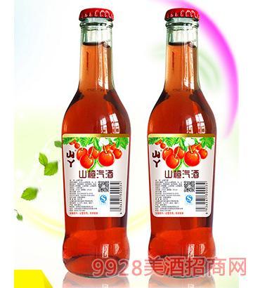 山楂汽酒2度275ml