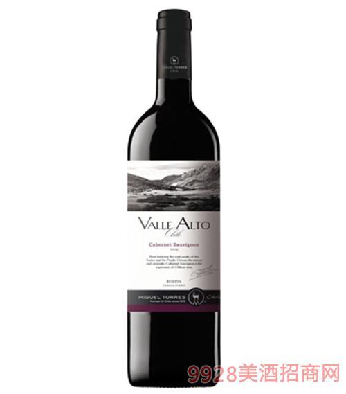 米高桃乐丝智利赤霞珠干红葡萄酒750ml