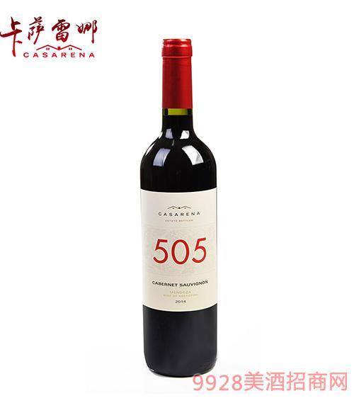 505赤霞珠干�t葡萄酒13.9度750ml