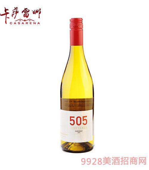 505霞多麗干白葡萄酒12.5度750ml