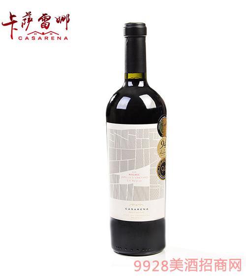 诺顿庄园干红葡萄酒14.7度750ml