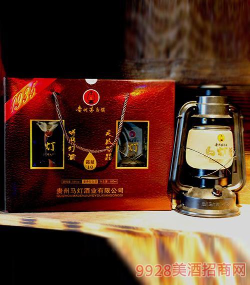 马灯酒1935●10年(礼盒)