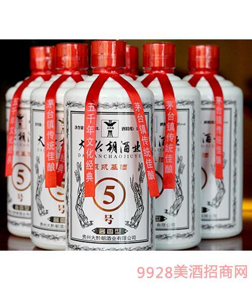 茅台镇酱香散酒5号酒53度500ml