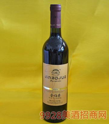 金伯爵庄园干红葡萄酒