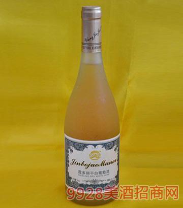 金伯爵霞多丽干白葡萄酒