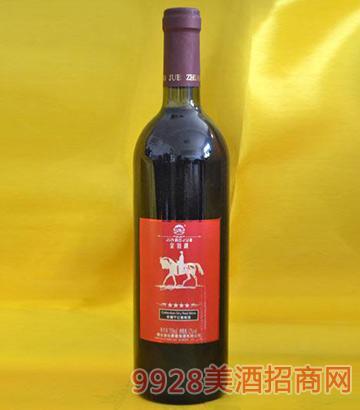 金伯爵庄园干红葡萄酒四星