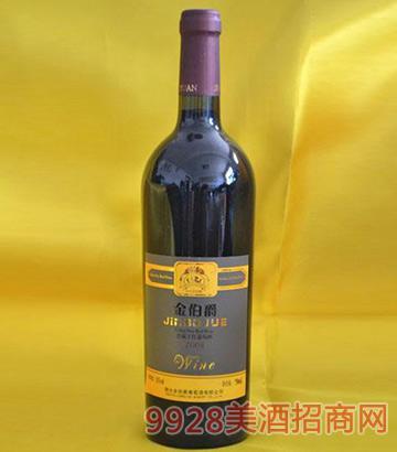 金伯爵庄园干红葡萄酒2006