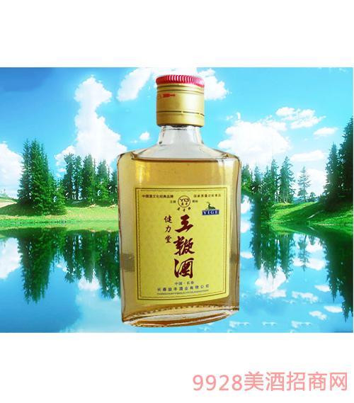 健力堂三鞭酒125mlx24瓶