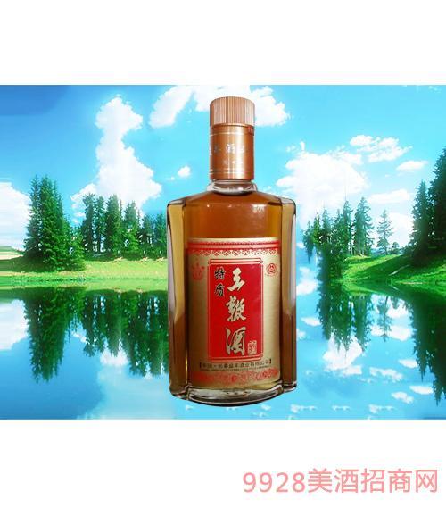 特质三鞭酒32度125mlx24瓶