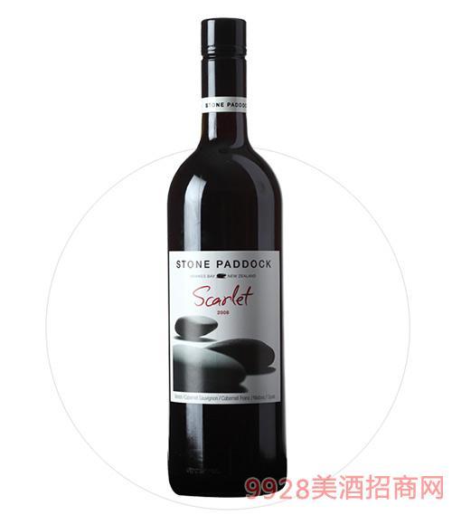 斯帕柯斯嘉丽干红葡萄酒