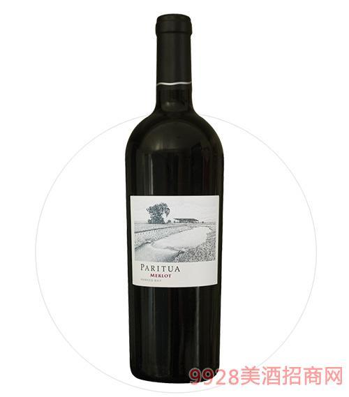 柏瑞图梅洛干红葡萄酒