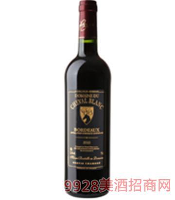 白马黑标干红葡萄酒750ml
