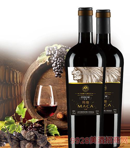 品唯玛咖尊干红葡萄酒750ml