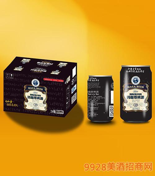 玛咖尊啤酒罐装330mlx24