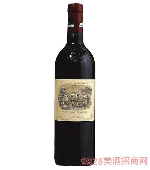 拉菲庄园红葡萄酒750ml