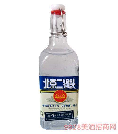 京栏沟北京二锅头(蓝标)500ml