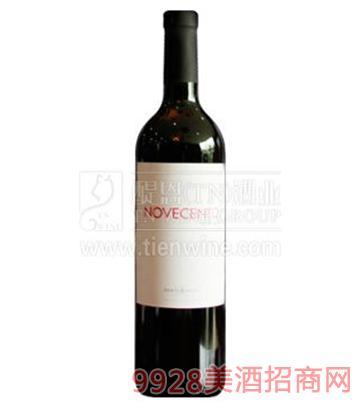 诺华森马尔贝克干红葡萄酒750ml