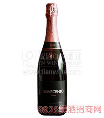 诺华森桃红起泡葡萄酒750ml