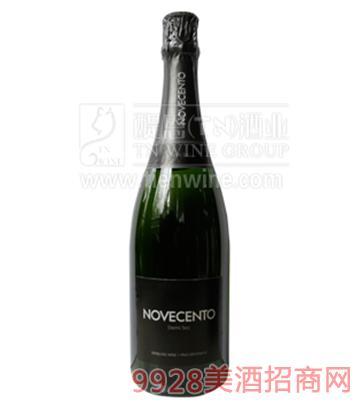 诺华森半甜型起泡葡萄酒750ml