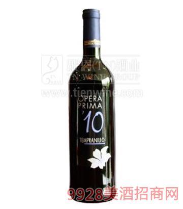 普瑞天帕尼优红葡萄酒750ml