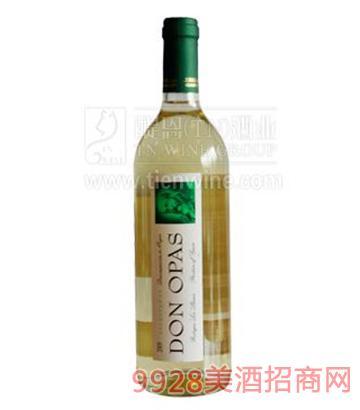 欧帕斯干白葡萄酒750ml