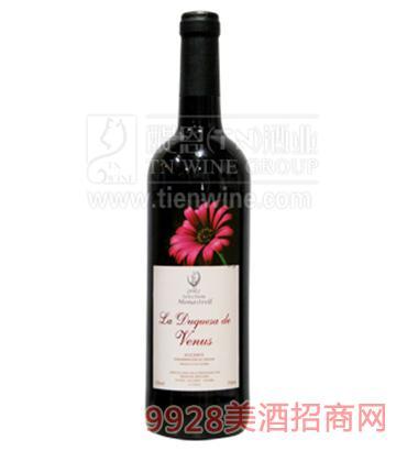 琅顿干红葡萄酒750ml