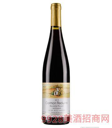 德国金凯勒斯半甜红葡萄酒750ml