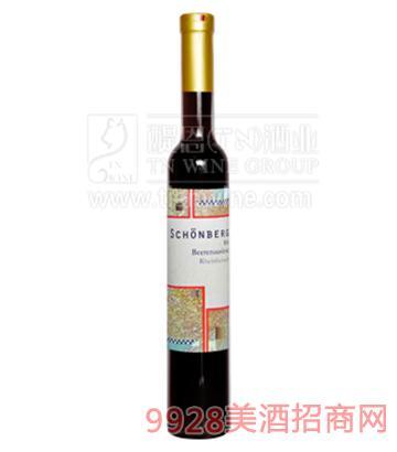 德国尚贝志冰白葡萄酒750ml