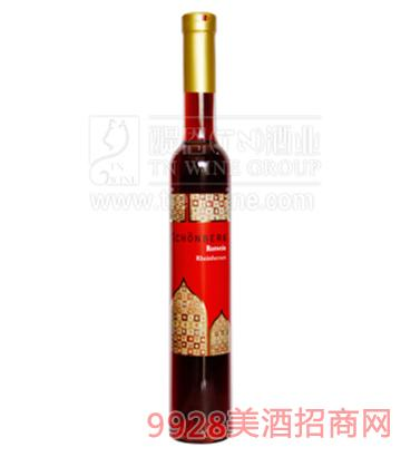 德国尚贝志冰红葡萄酒750ml