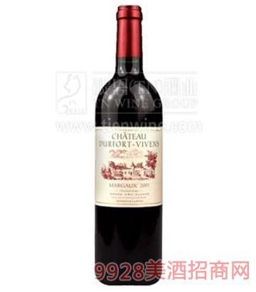 法国杜夫维旺庄园葡萄酒750ml