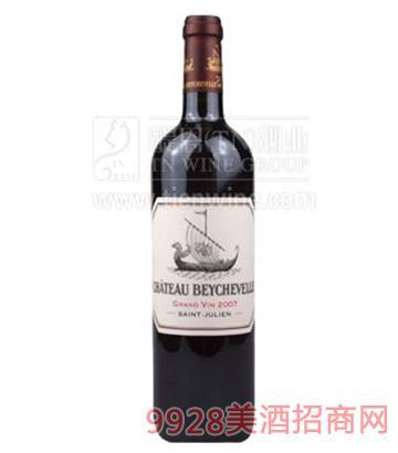 法国龙船酒庄葡萄酒750ml