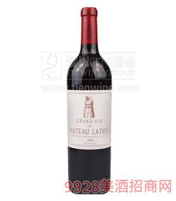 法国拉图酒庄葡萄酒750ml
