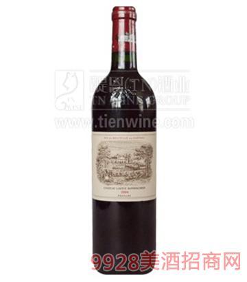 法国拉菲酒庄葡萄酒750ml