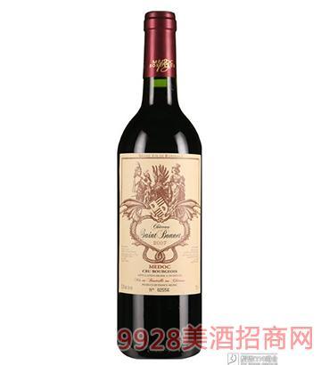 法国艾得隆城堡干红葡萄酒750ml