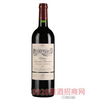 法国拉虹德城堡干红葡萄酒750ml