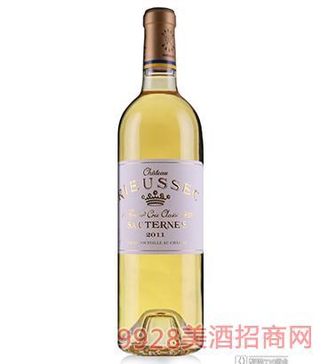 拉菲瑞塞克城堡干白葡萄酒750ml