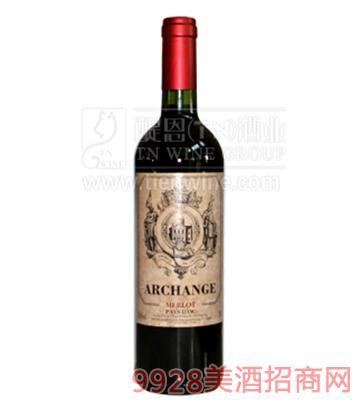 法国奥格干红葡萄酒750ml