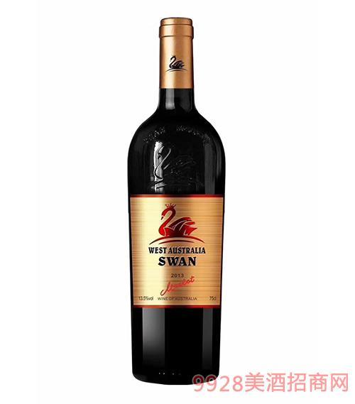 澳洲天�Z皇冠干�t葡萄酒(金��)
