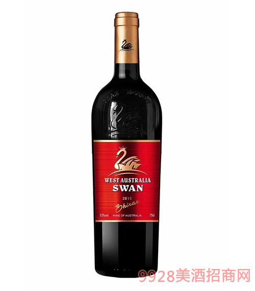 澳洲天�Z皇冠干�t葡萄酒(�t��)